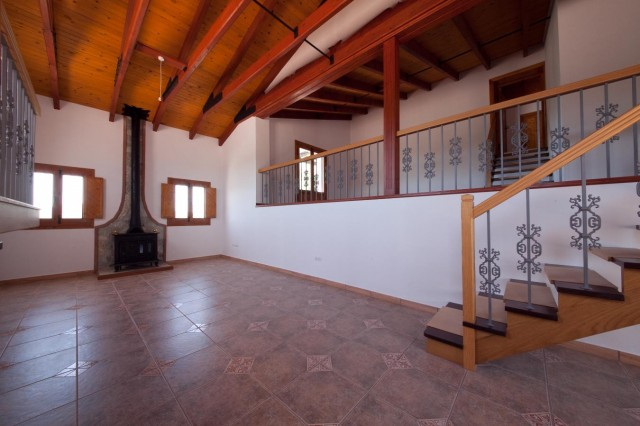 Main Lounge and Dining Luxury Cortijo Sedella