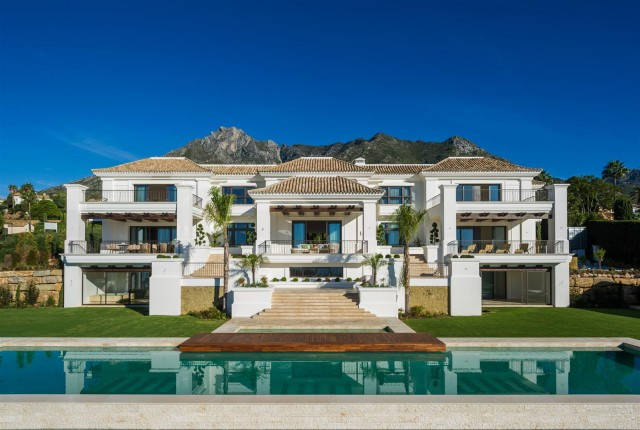 Exclusive Luxury Villa for sale Sierra Blanca Marbella Spain (13) (Large)