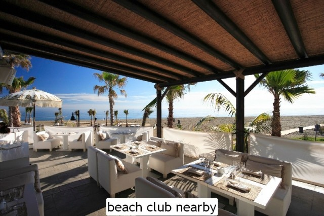 beach club nearby
