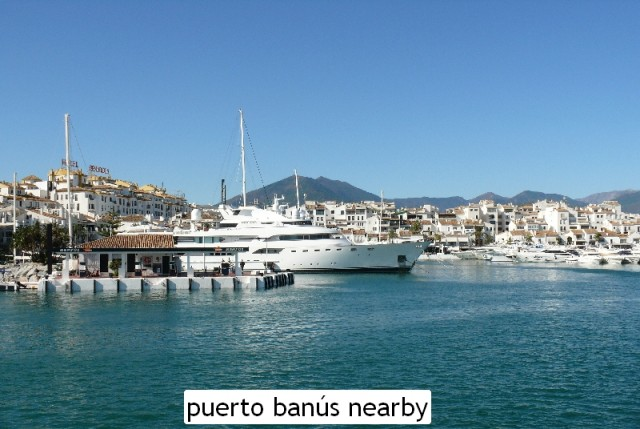 puerto banús nearby